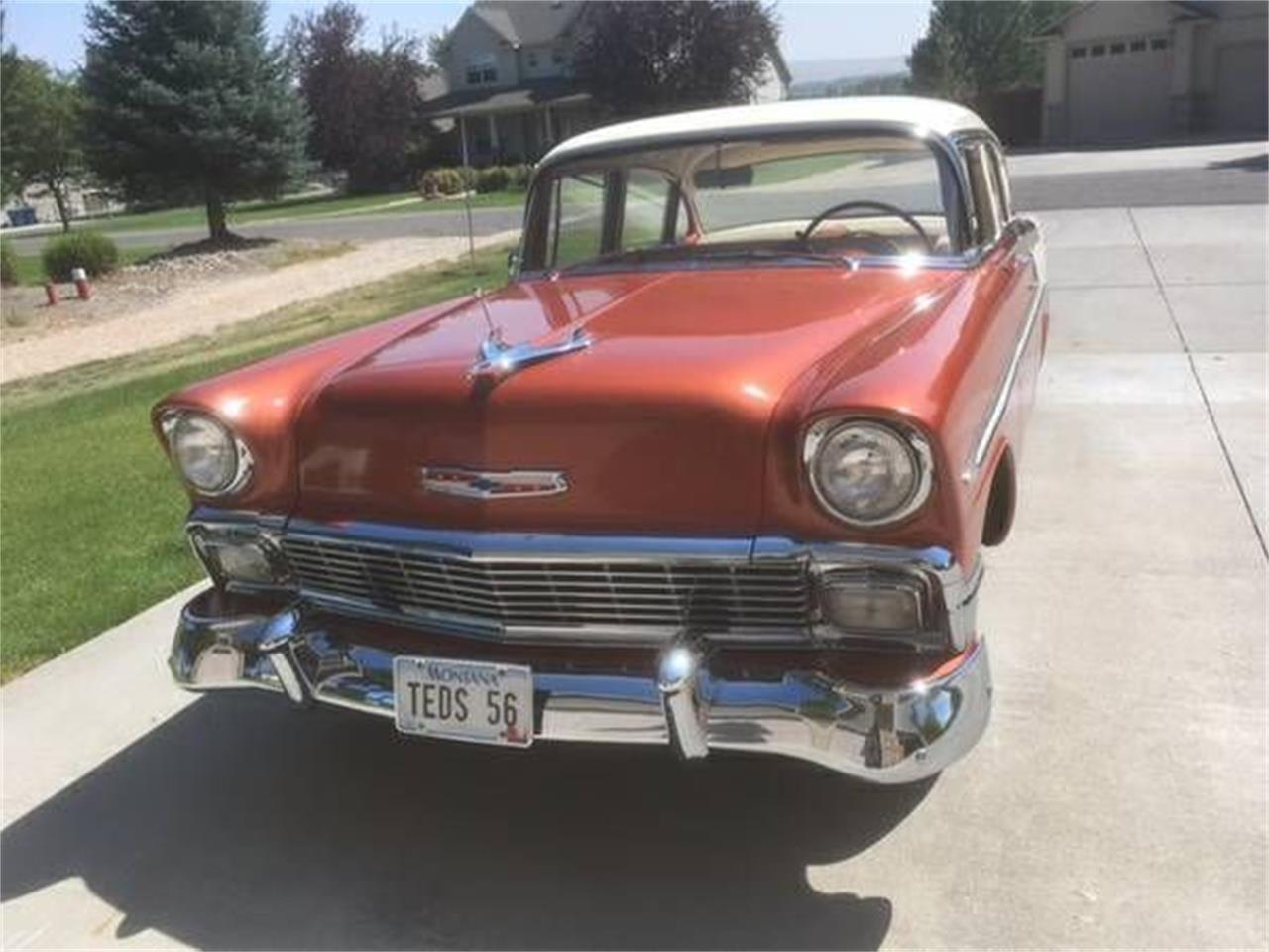 1956 Chevrolet Bel Air for sale in Cadillac, MI – photo 4
