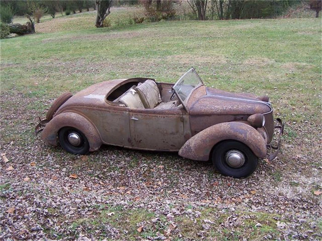 1936 Ford Custom Channeled Roadster for sale in Lynchburg, VA – photo 8
