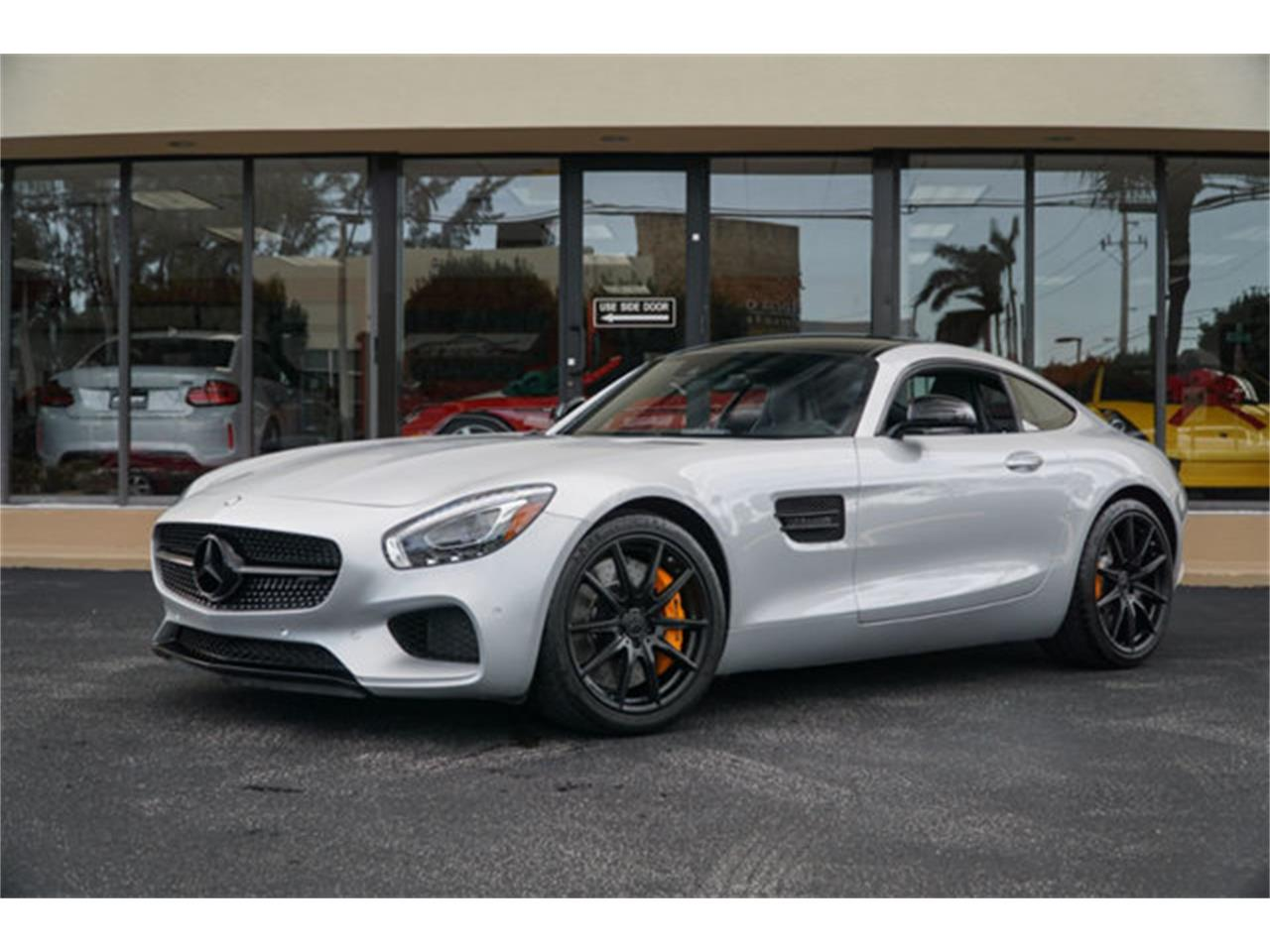 2016 Mercedes-Benz AMG for sale in Miami, FL – photo 4