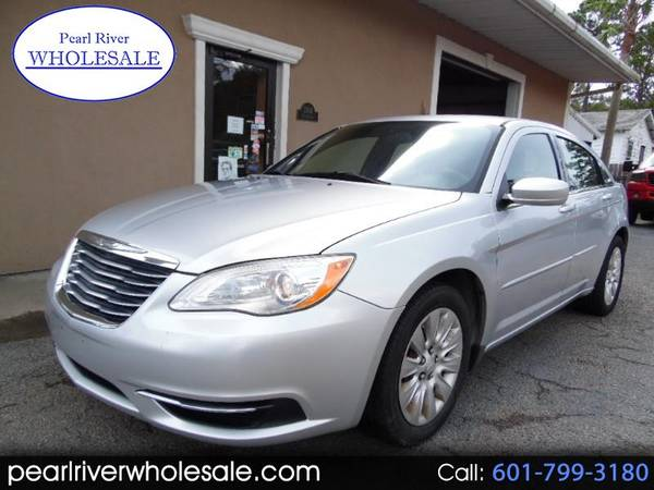 2012 chrysler 200 lx for sale in picayune ms classiccarsbay com classiccarsbay