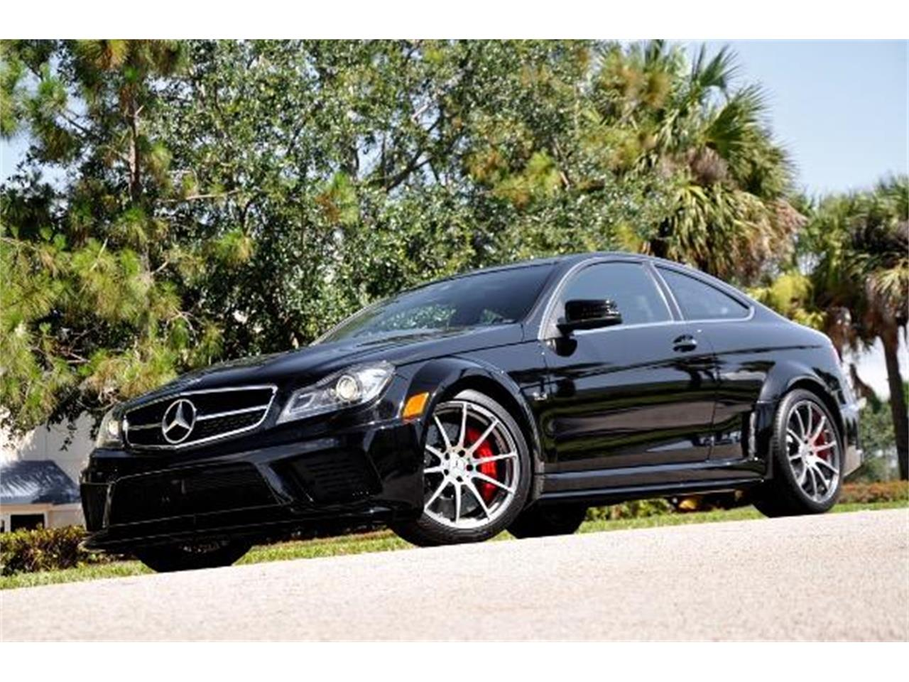 2013 Mercedes-Benz C63 AMG for sale in West Palm Beach, FL – photo 61