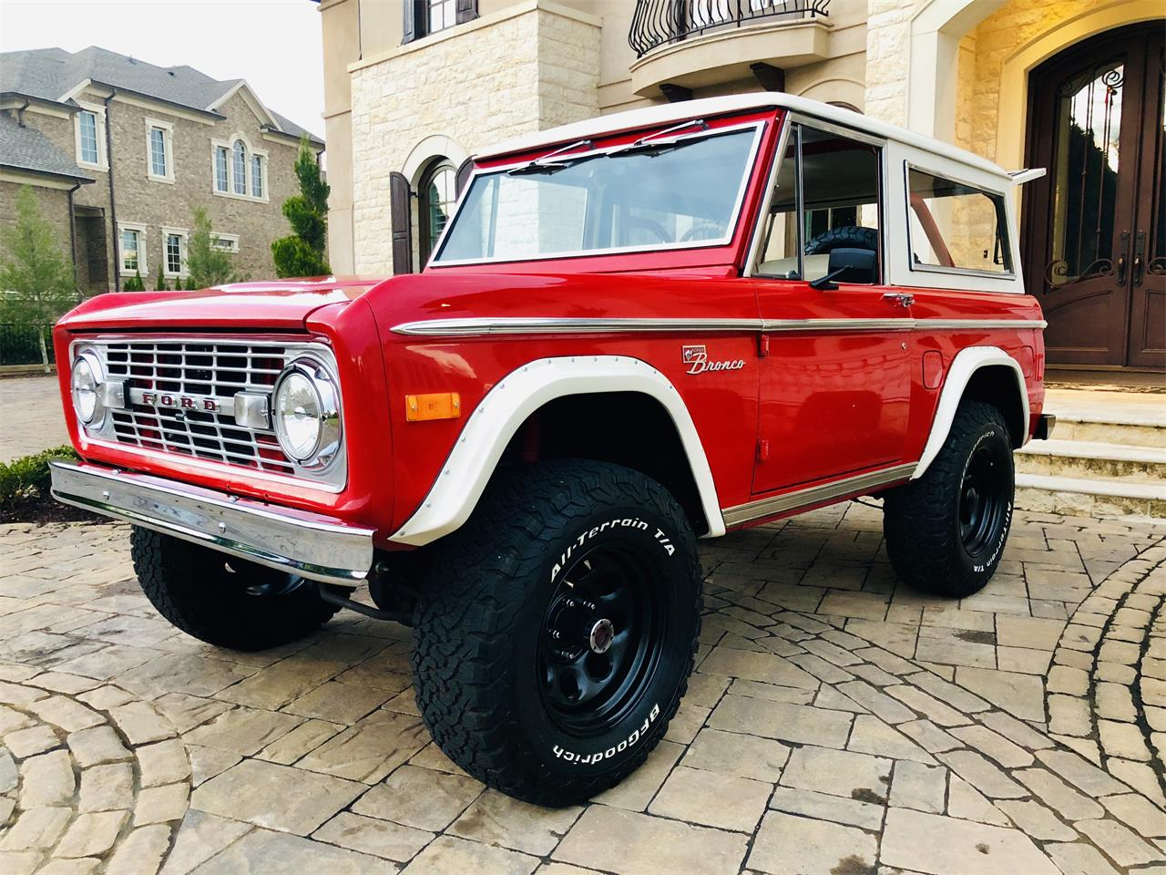 1977 Ford Bronco for sale in Atlanta, GA / ClassicCarsBay.com