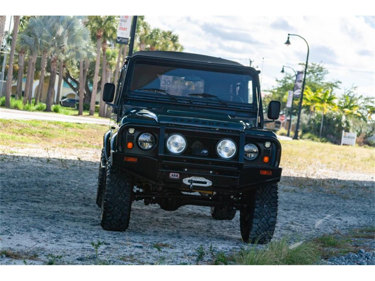 1997 Land Rover Defender for sale in Delray Beach, FL – photo 3