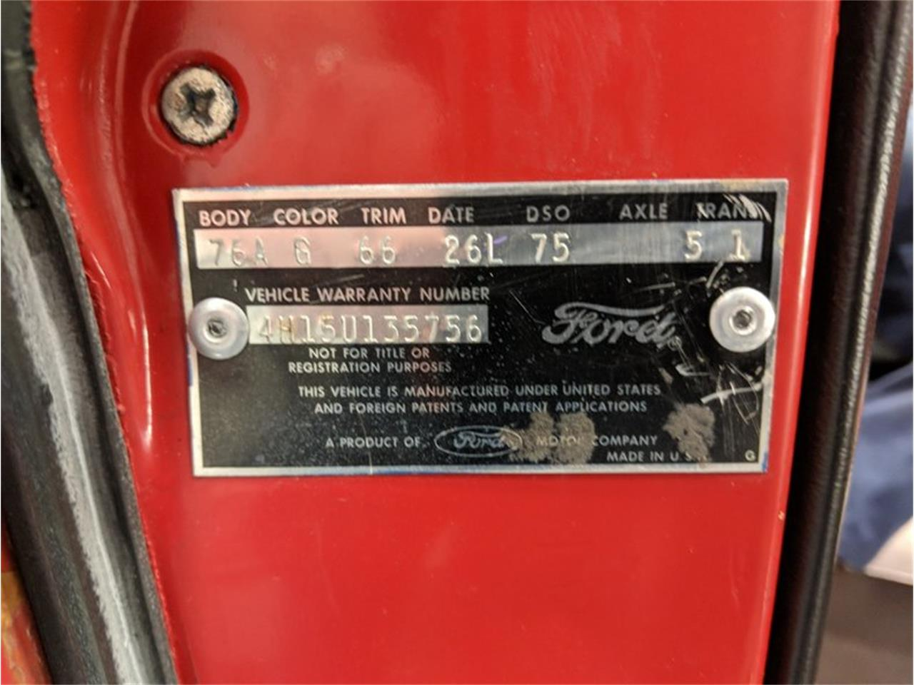 1964 Ford Falcon Futura for sale in Lavergne, TN – photo 66