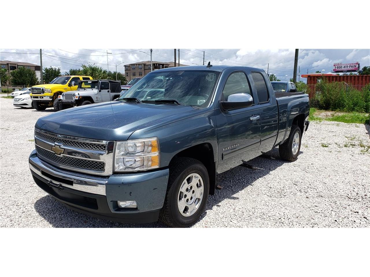 2011 Chevrolet Silverado for sale in Orlando, FL