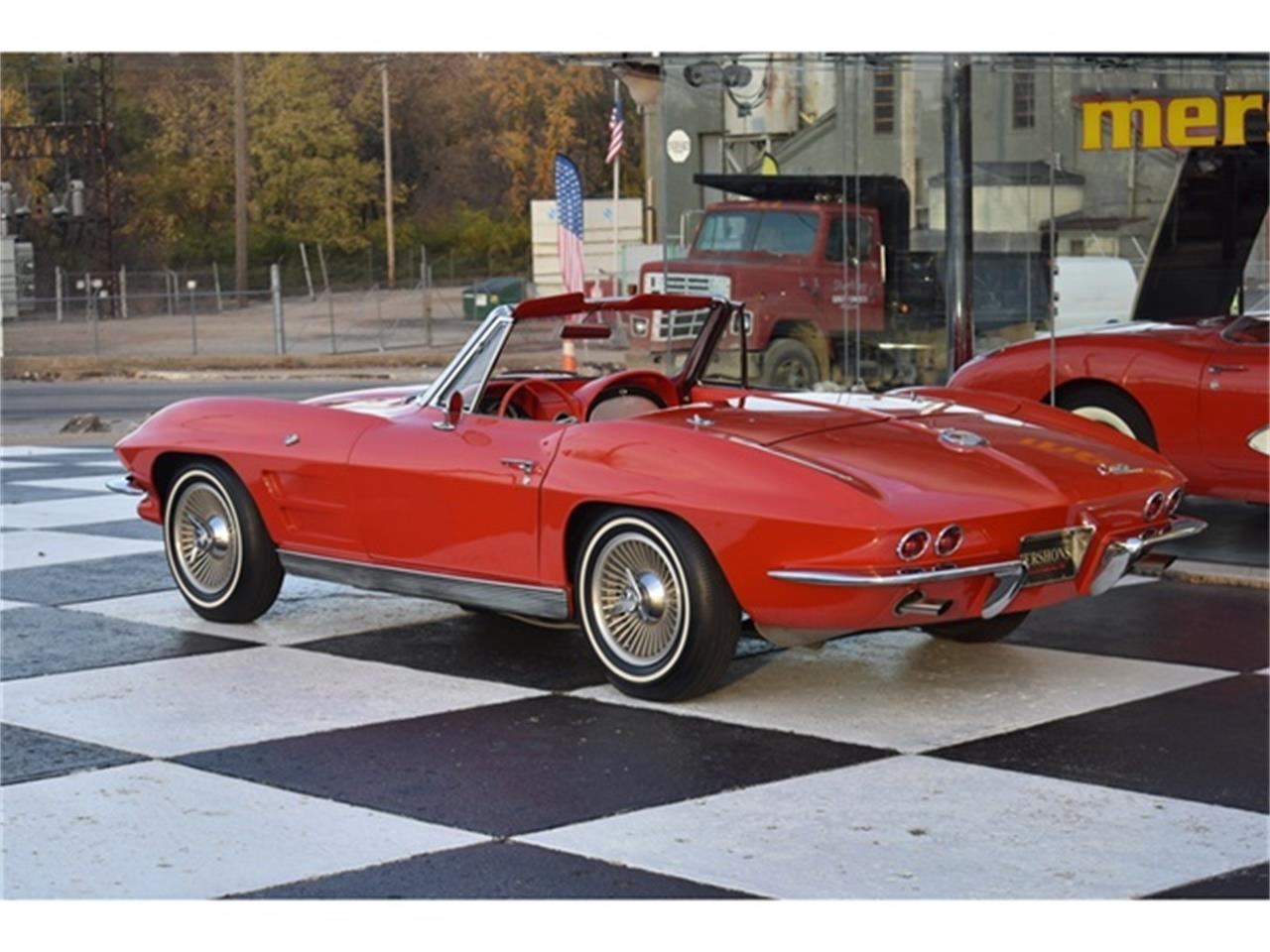 1963 Chevrolet Corvette for sale in Springfield, OH – photo 10