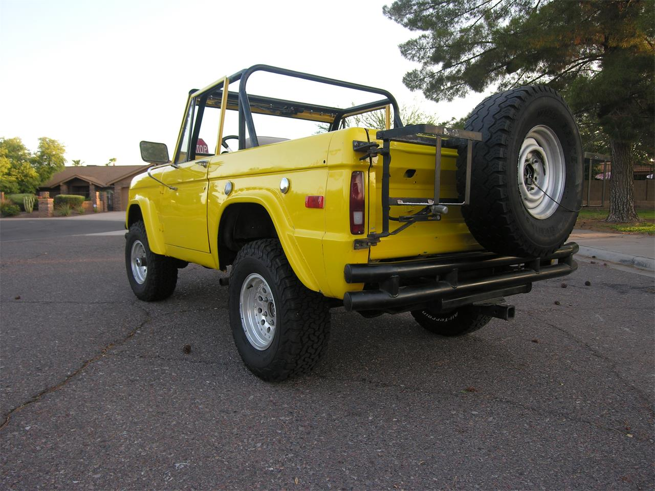 1971 Ford Bronco for sale in Scottsdale, AZ – photo 9