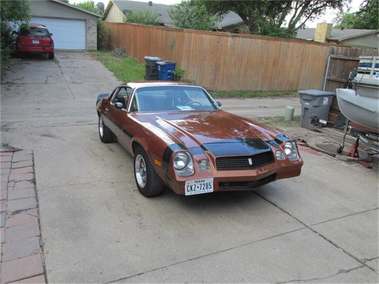 1980 Chevrolet Camaro for sale in Dallas, TX