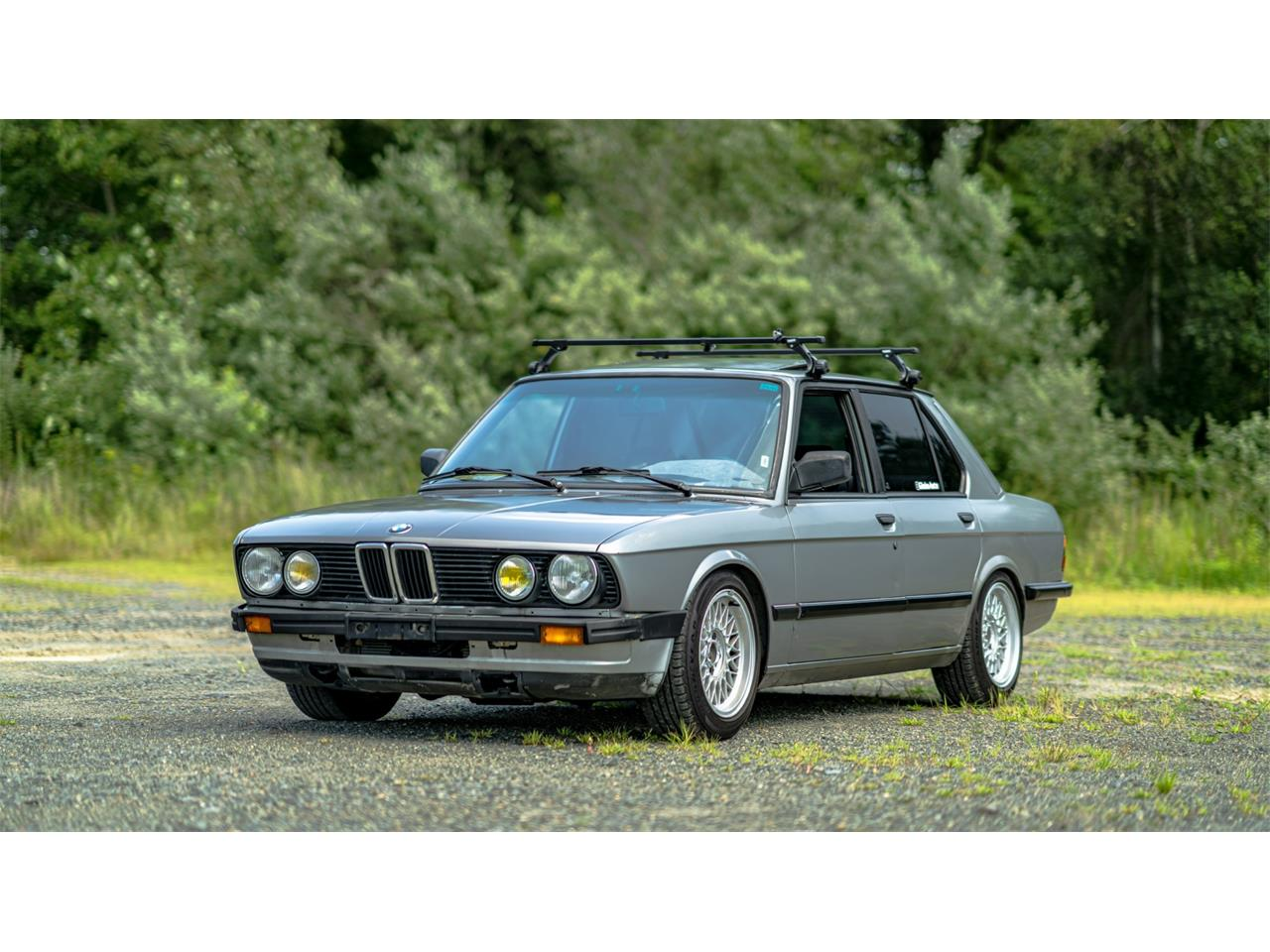 1988 BMW 528e for sale in South River, NJ – photo 2