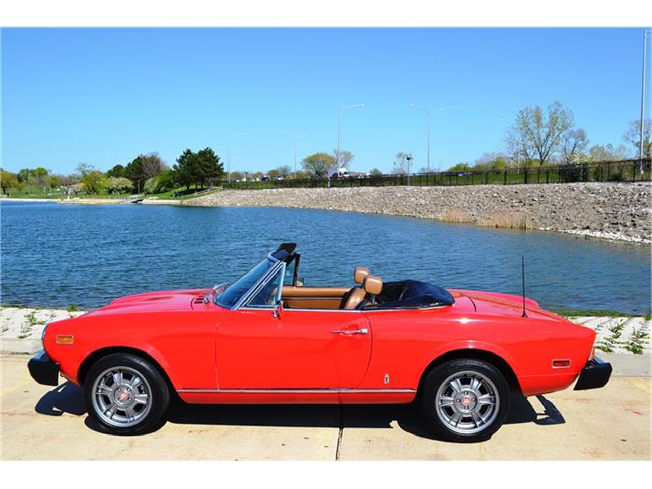 1977 Fiat 124 for sale in Barrington, IL – photo 15