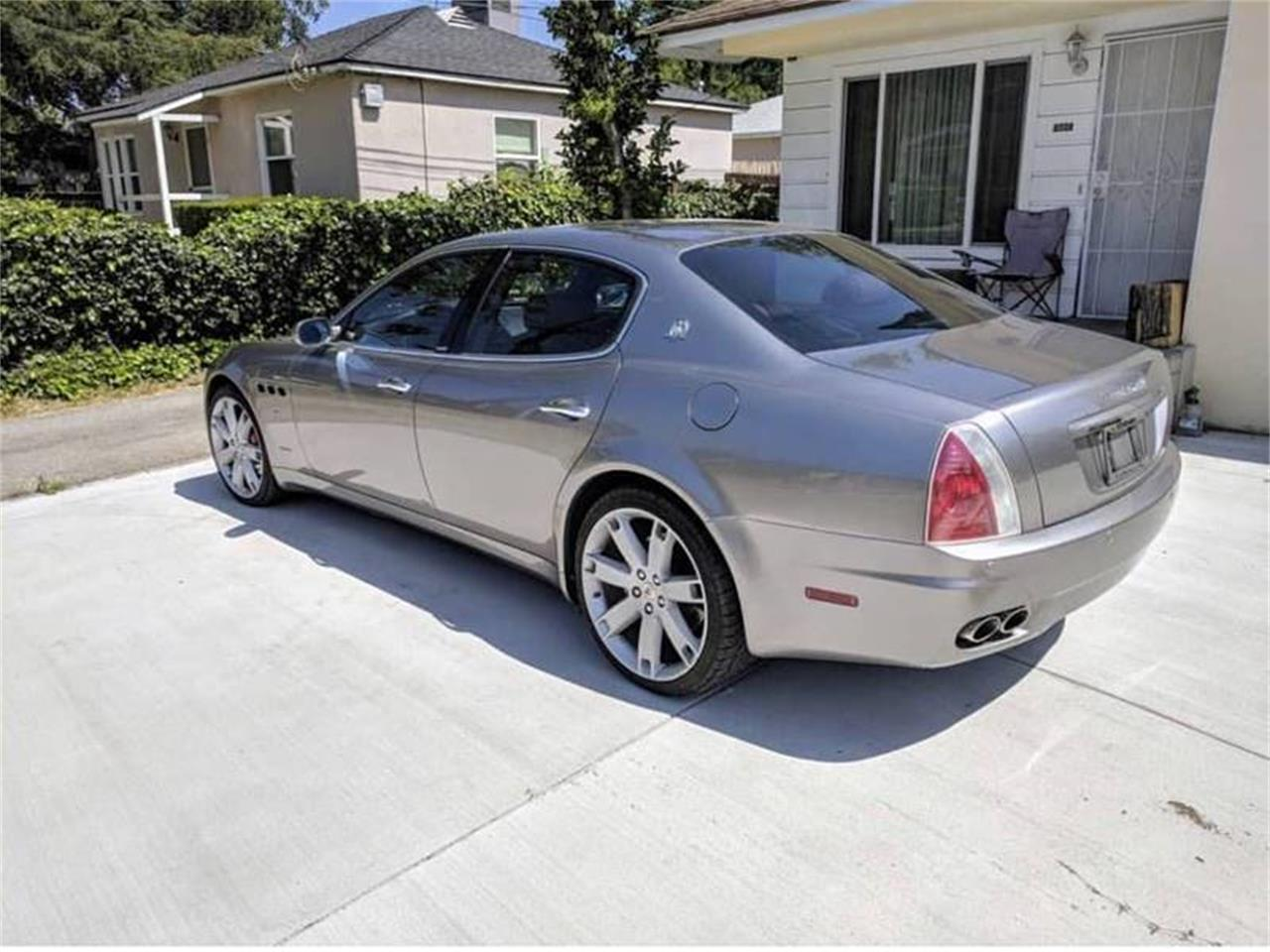 2007 Maserati Quattroporte for sale in Long Island, NY – photo 6