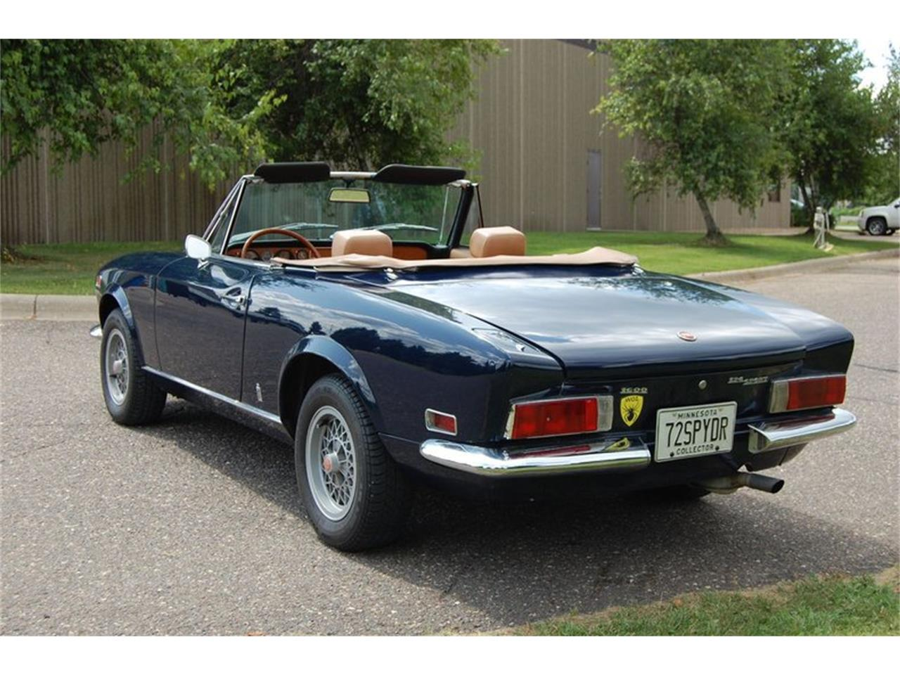 1972 Fiat 124 for sale in Rogers, MN – photo 9