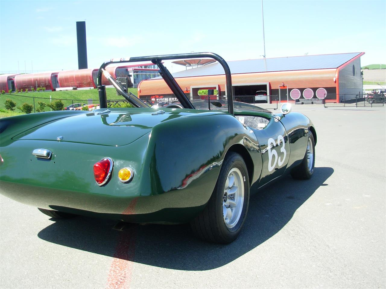 1963 Elva Courier Mark III for sale in Berkeley, CA – photo 13