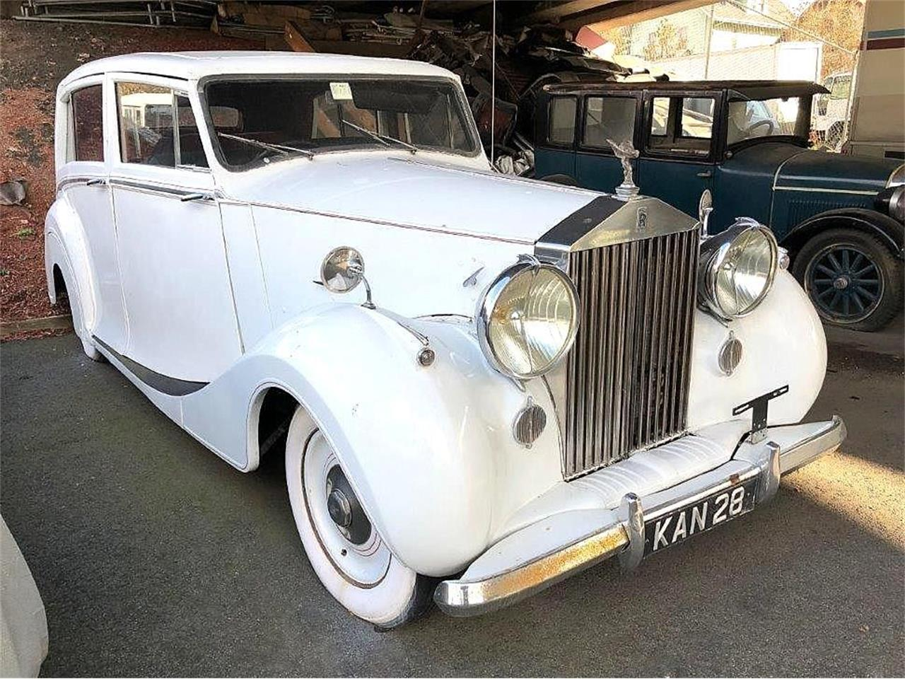 1948 Rolls-Royce Silver Wraith for sale in Stratford, NJ – photo 2