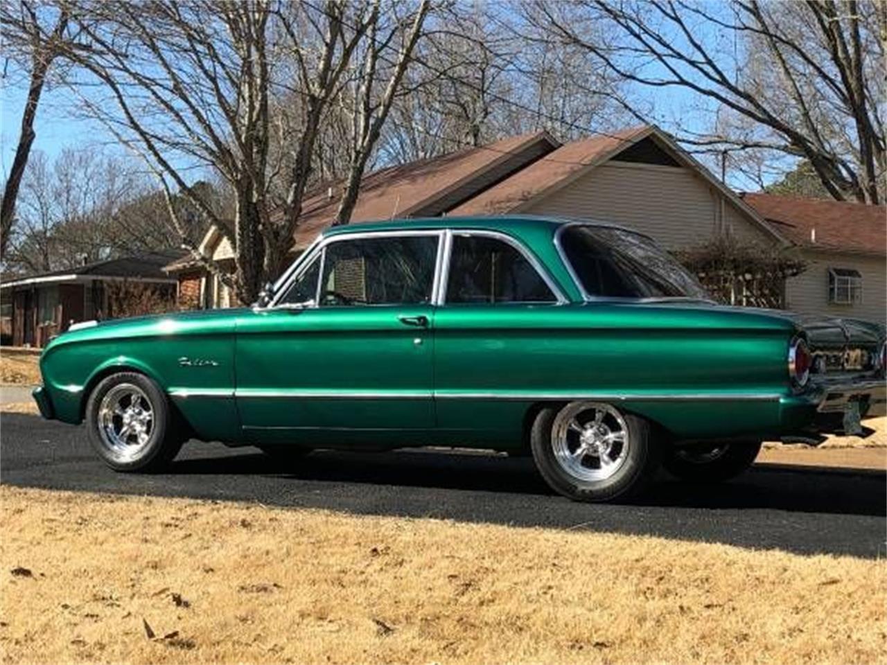 1962 Ford Falcon For Sale In Cadillac Mi Classiccarsbay Com