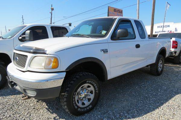 2001 Ford F150 XL Extended Cab 4x4 for sale in Monroe, LA – photo 4