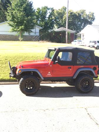 2004 Jeep Wrangler for sale in Parkersburg , WV – photo 6
