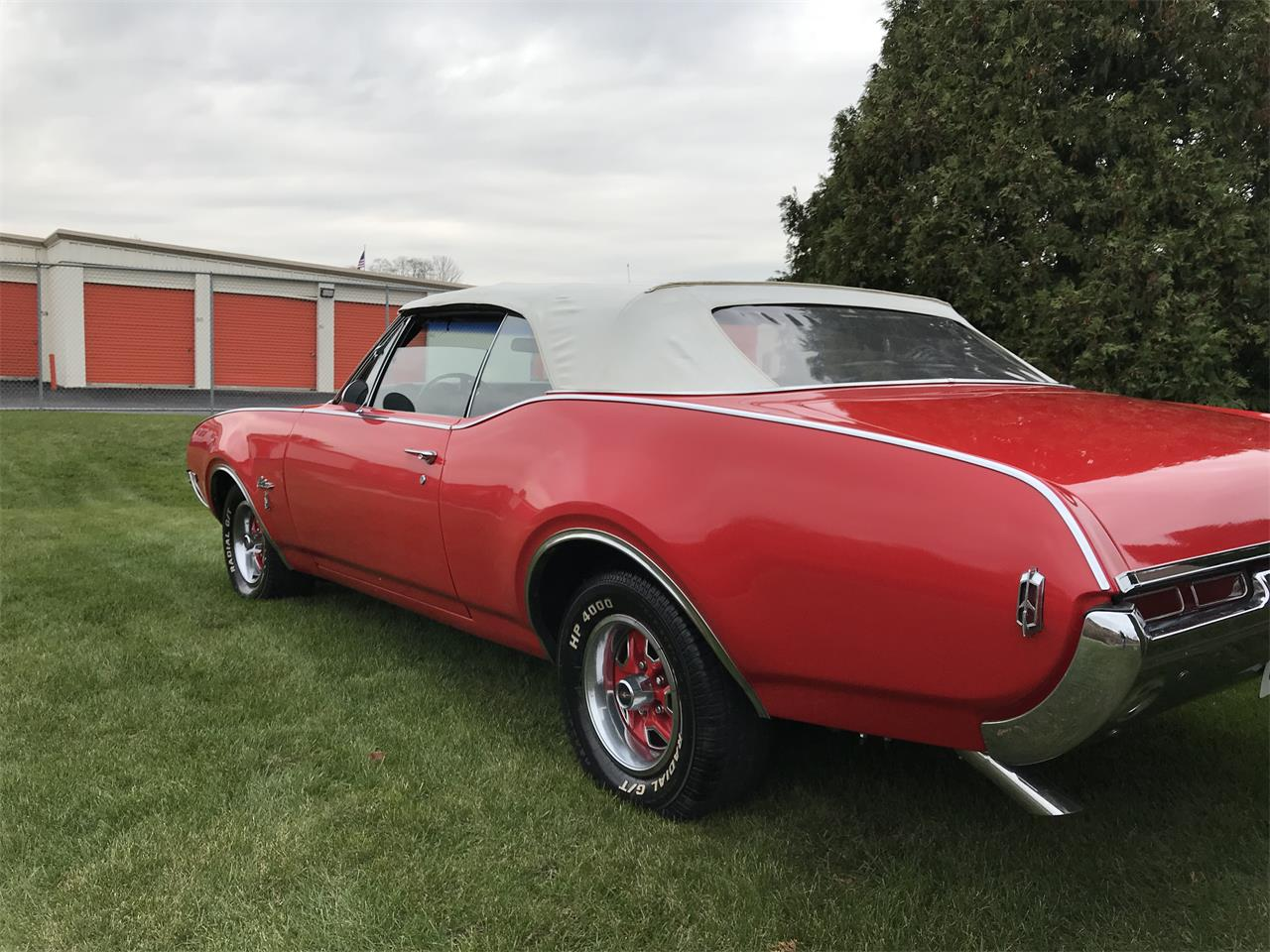 1968 Oldsmobile Cutlass for sale in Geneva, IL – photo 23