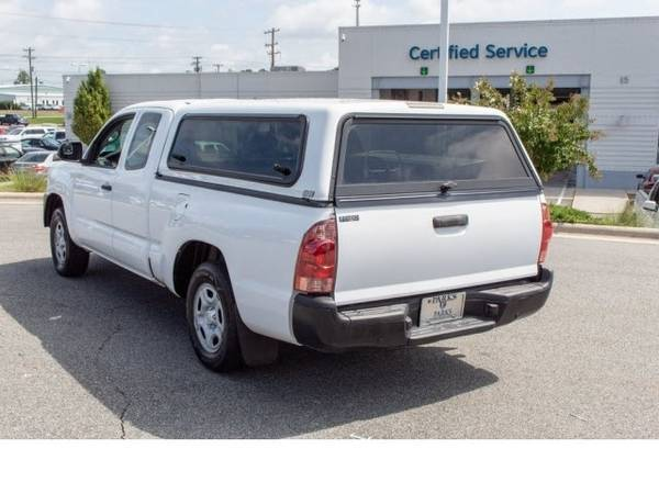 2015 Toyota Tacoma Truck Camper Shell Used Little Pickup Easy Parks For Sale In Kernersville Nc Classiccarsbay Com