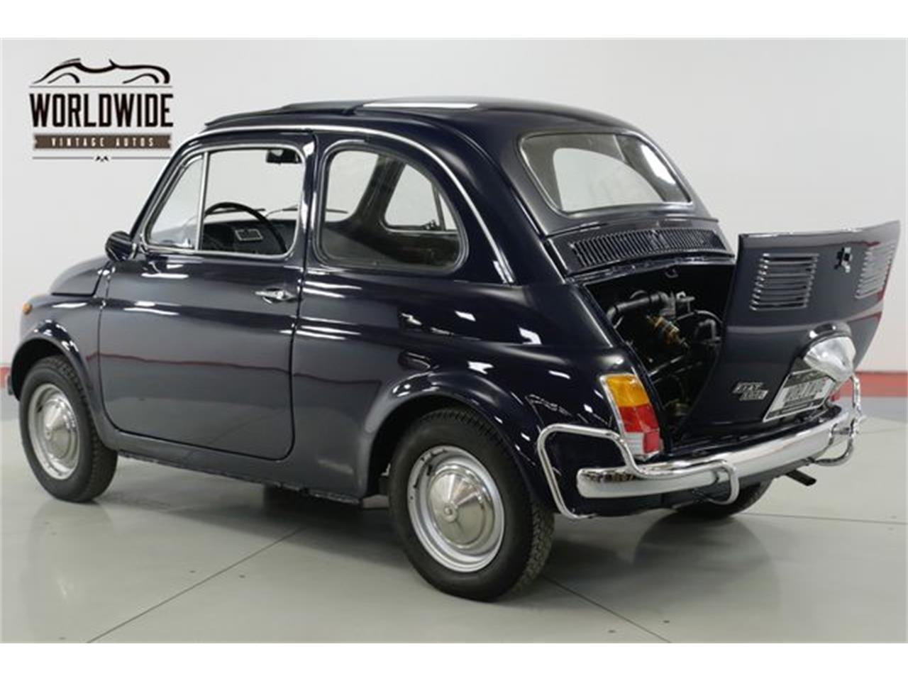 1971 Fiat 500L for sale in Denver , CO – photo 49