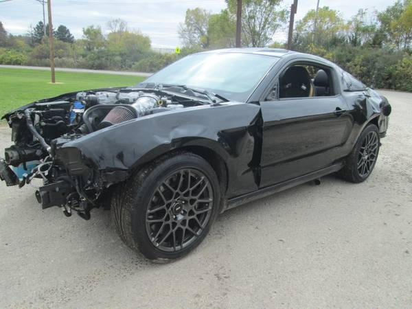 2014 Mustang Shelby GT 500 Driveline for sale in Madison, WI – photo 3