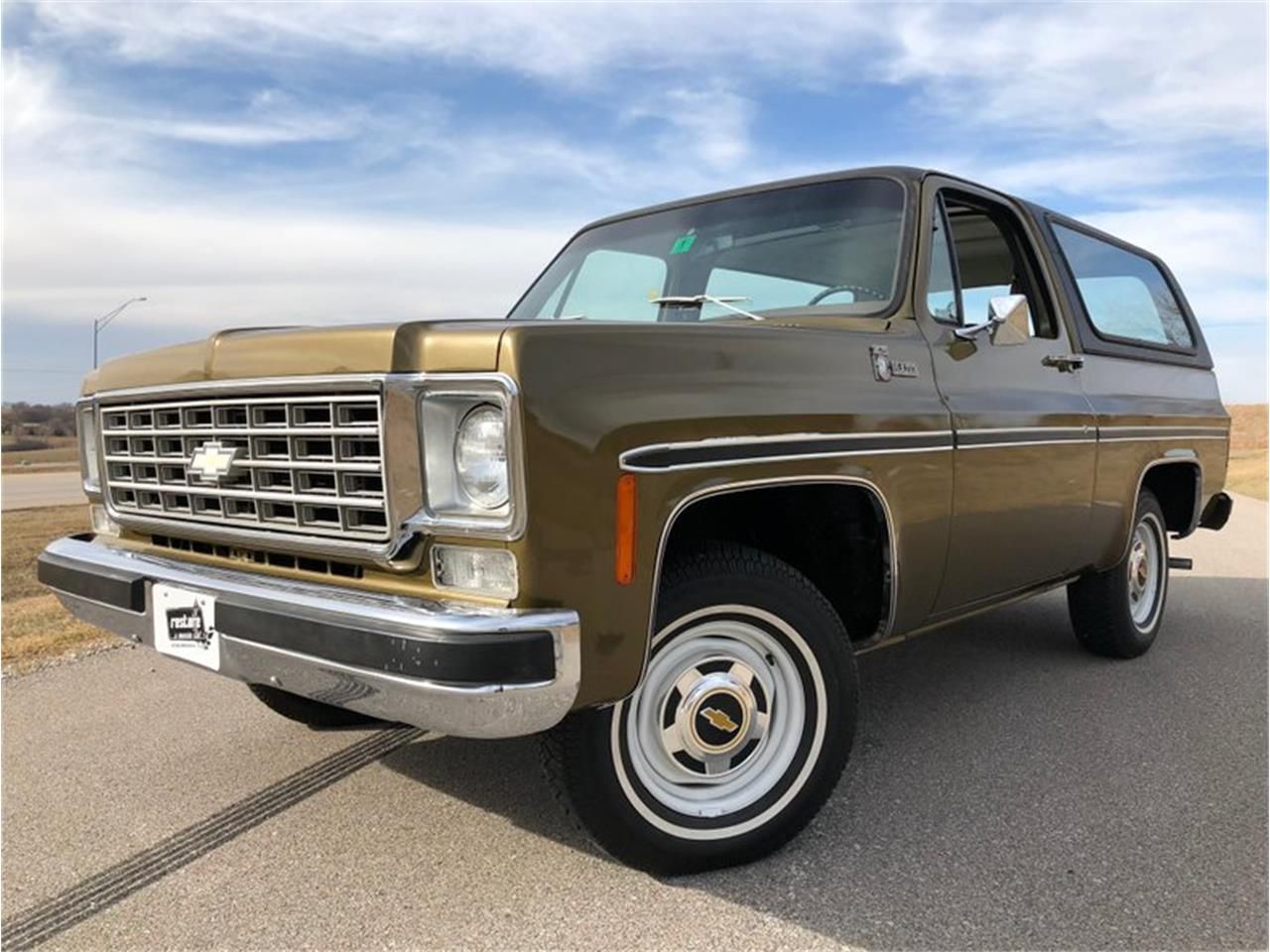 1976 Chevrolet Blazer for sale in Lincoln, NE – photo 6