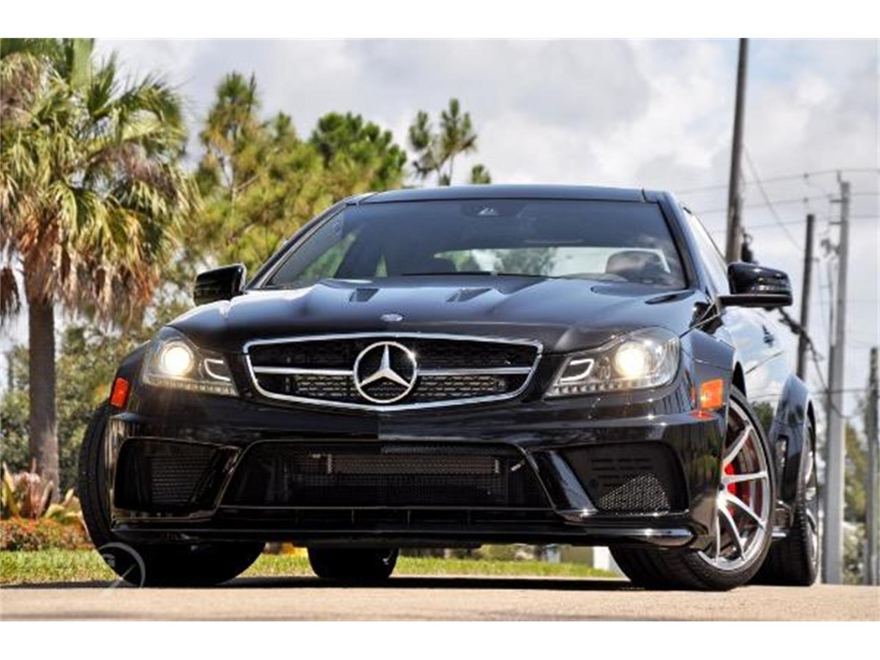 2013 Mercedes-Benz C63 AMG for sale in West Palm Beach, FL – photo 62
