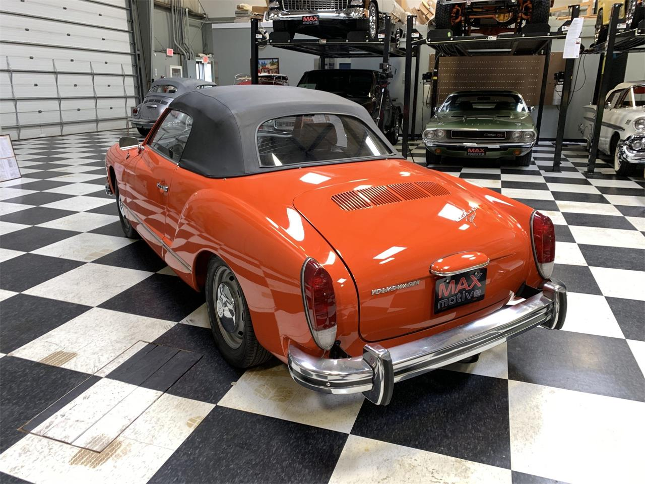 1974 Volkswagen Karmann Ghia for sale in Pittsburgh, PA – photo 5