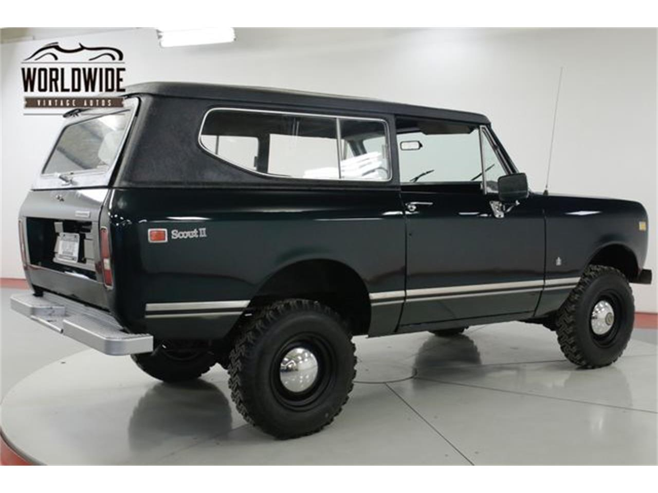 1973 International Scout for sale in Denver , CO – photo 9