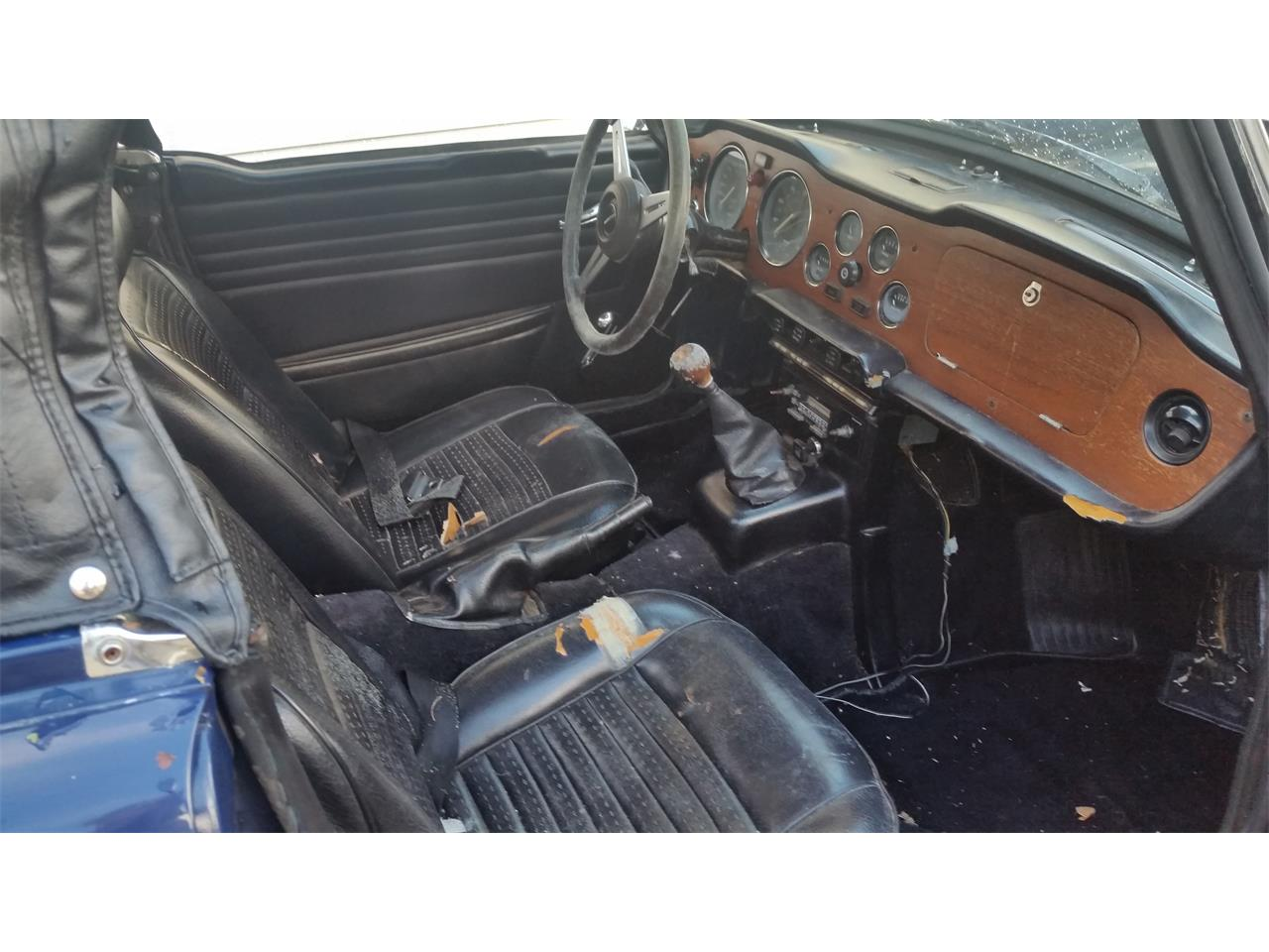 1973 Triumph TR6 for sale in Carnation, WA – photo 12