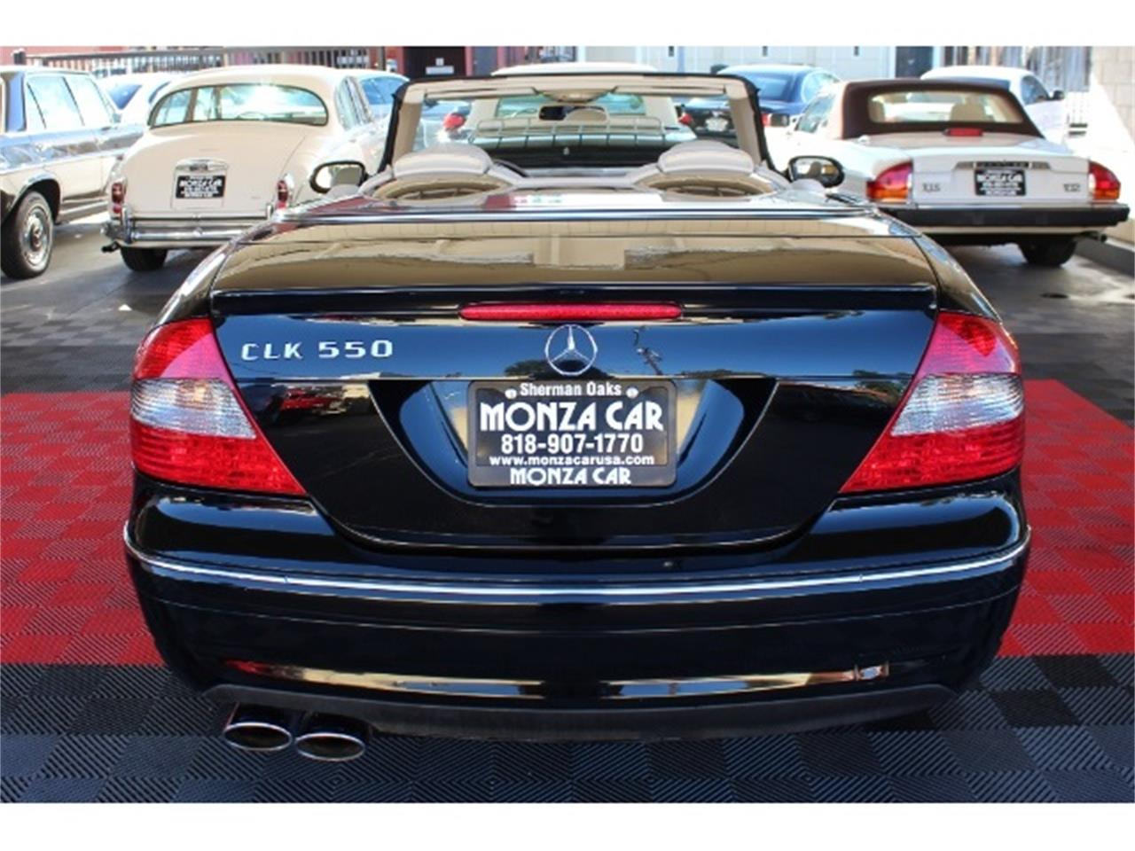 2007 Mercedes-Benz CLK-Class for sale in Sherman Oaks, CA – photo 6