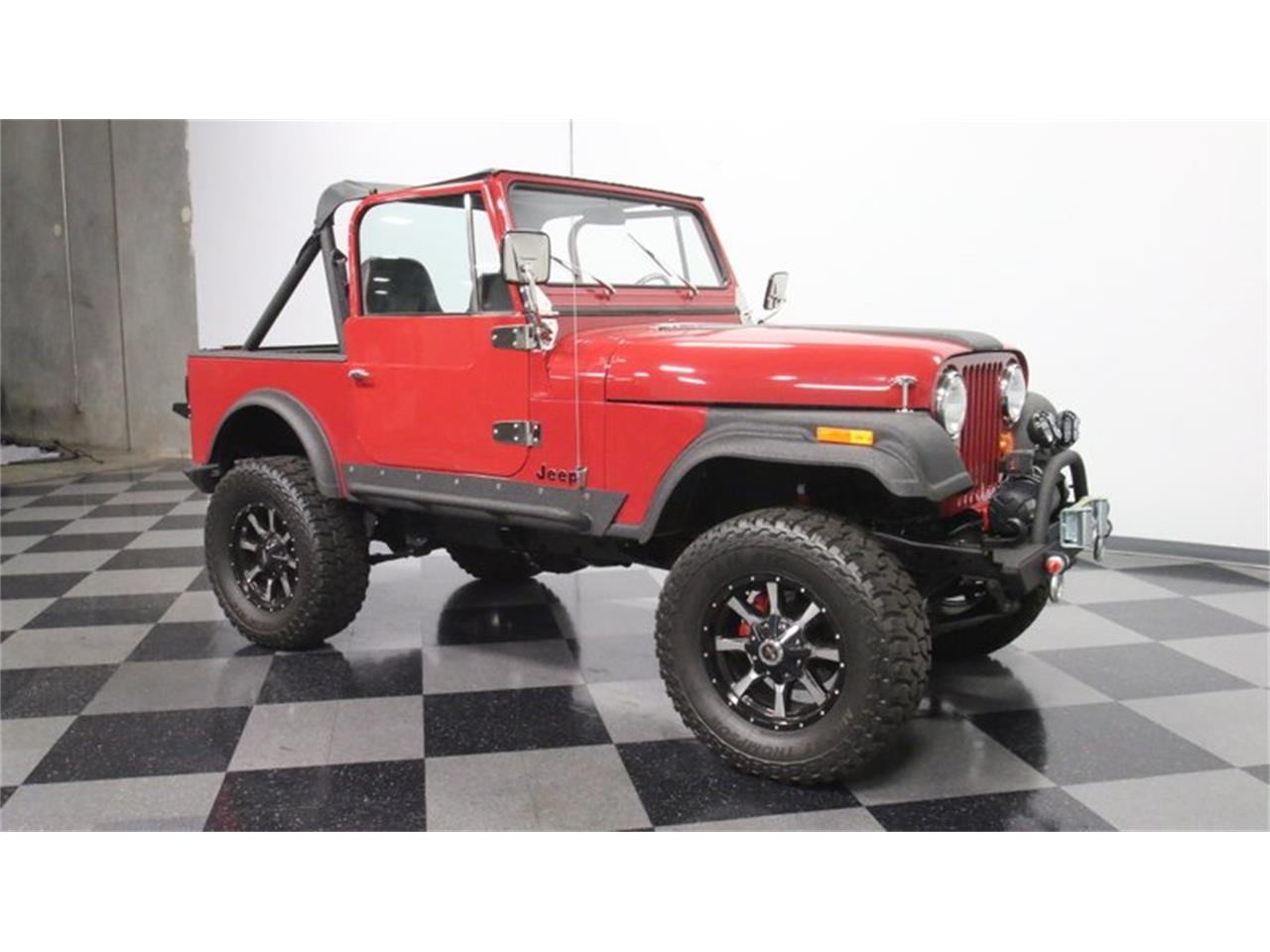 1982 Jeep CJ7 for sale in Lithia Springs, GA – photo 16