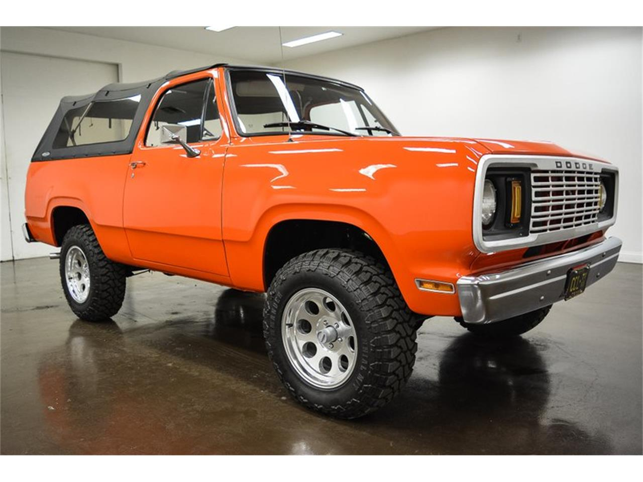 1978 Dodge Ramcharger For Sale In Sherman Tx Classiccarsbay Com