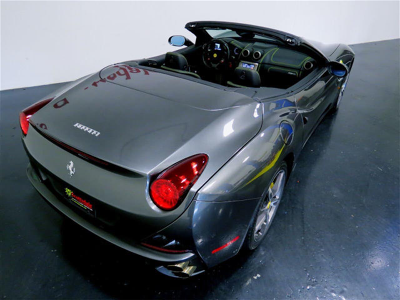 2013 Ferrari California for sale in Burlingame, CA – photo 8