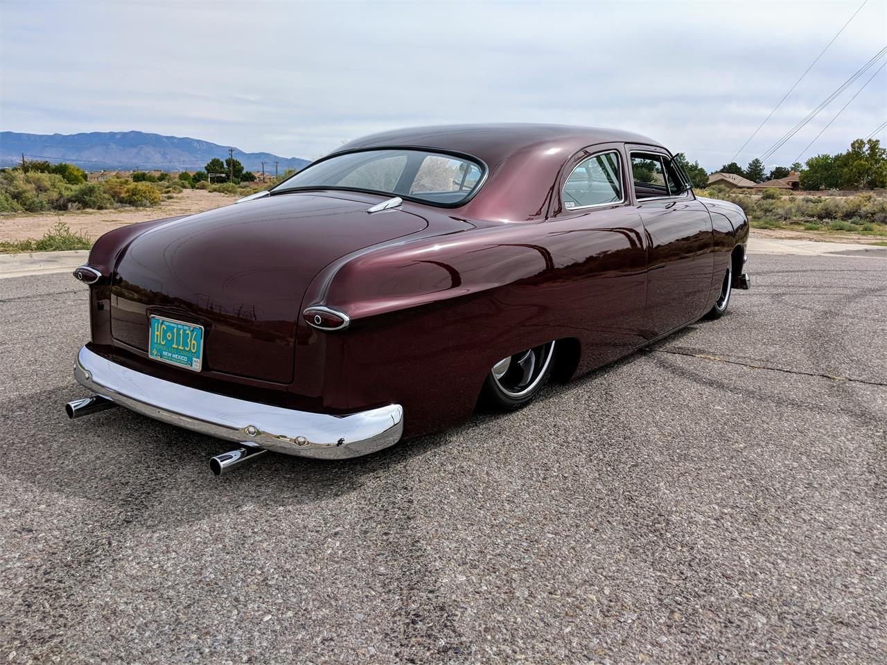 1950 Ford Custom for sale in Albuquerque, NM – photo 11