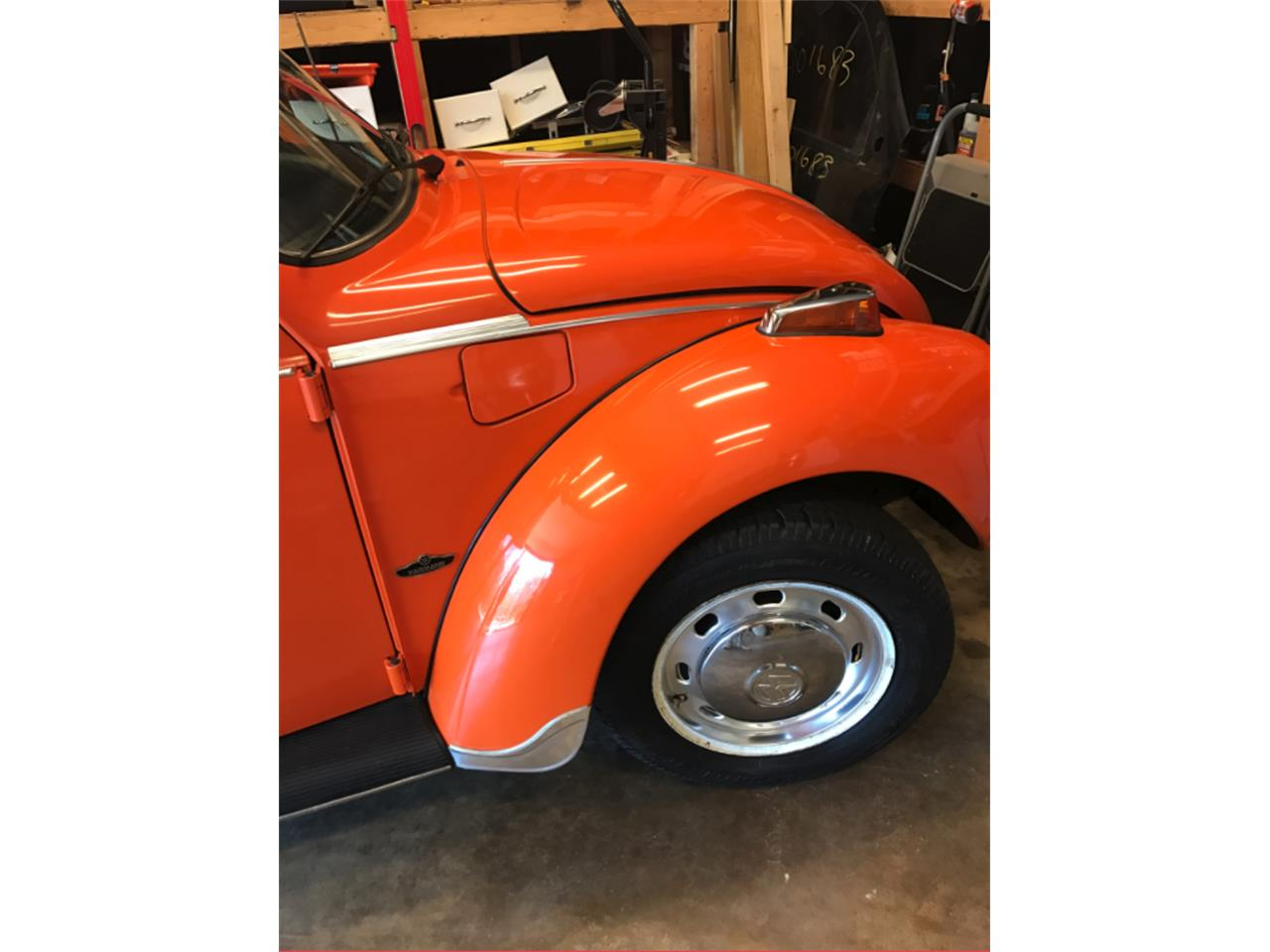 1976 Volkswagen Super Beetle for sale in Richmond , VA – photo 11