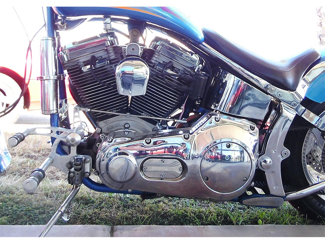 2000 Lifecycle Custom Red Horse Softail for sale in Redlands, CA – photo 11