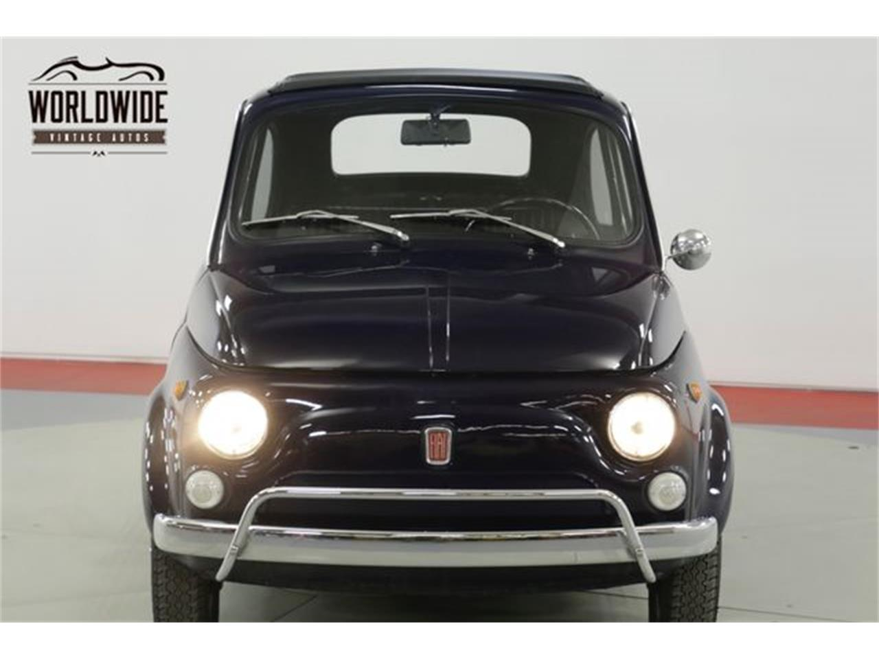 1971 Fiat 500L for sale in Denver , CO – photo 63