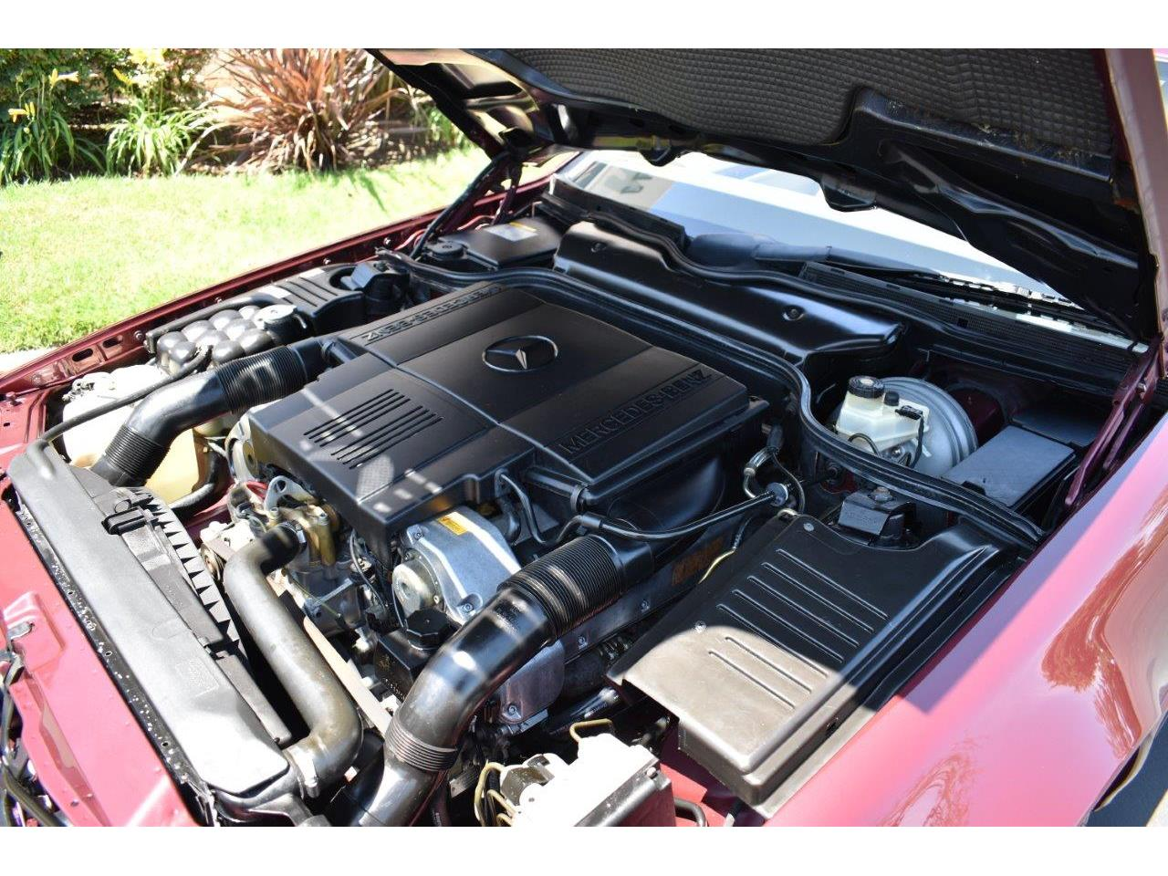1996 Mercedes-Benz 500SL for sale in Costa Mesa, CA – photo 28