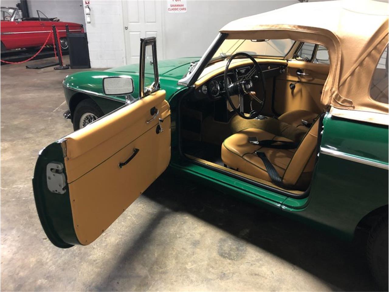 1967 MG MGB for sale in Savannah, GA / ClassicCarsBay com