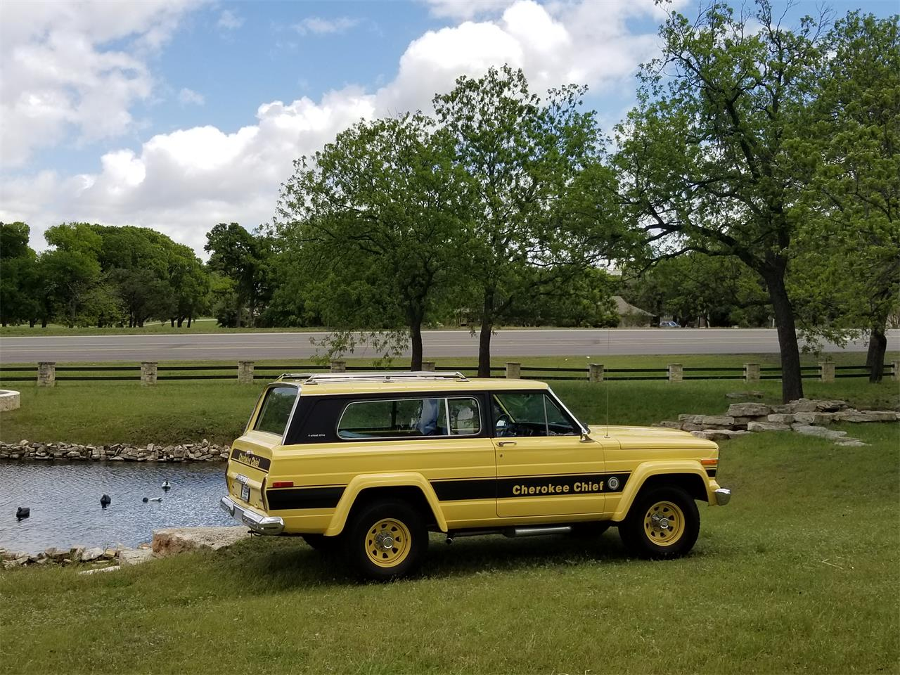 1979 Jeep Cherokee Chief for sale in Kerrville, TX – photo 32