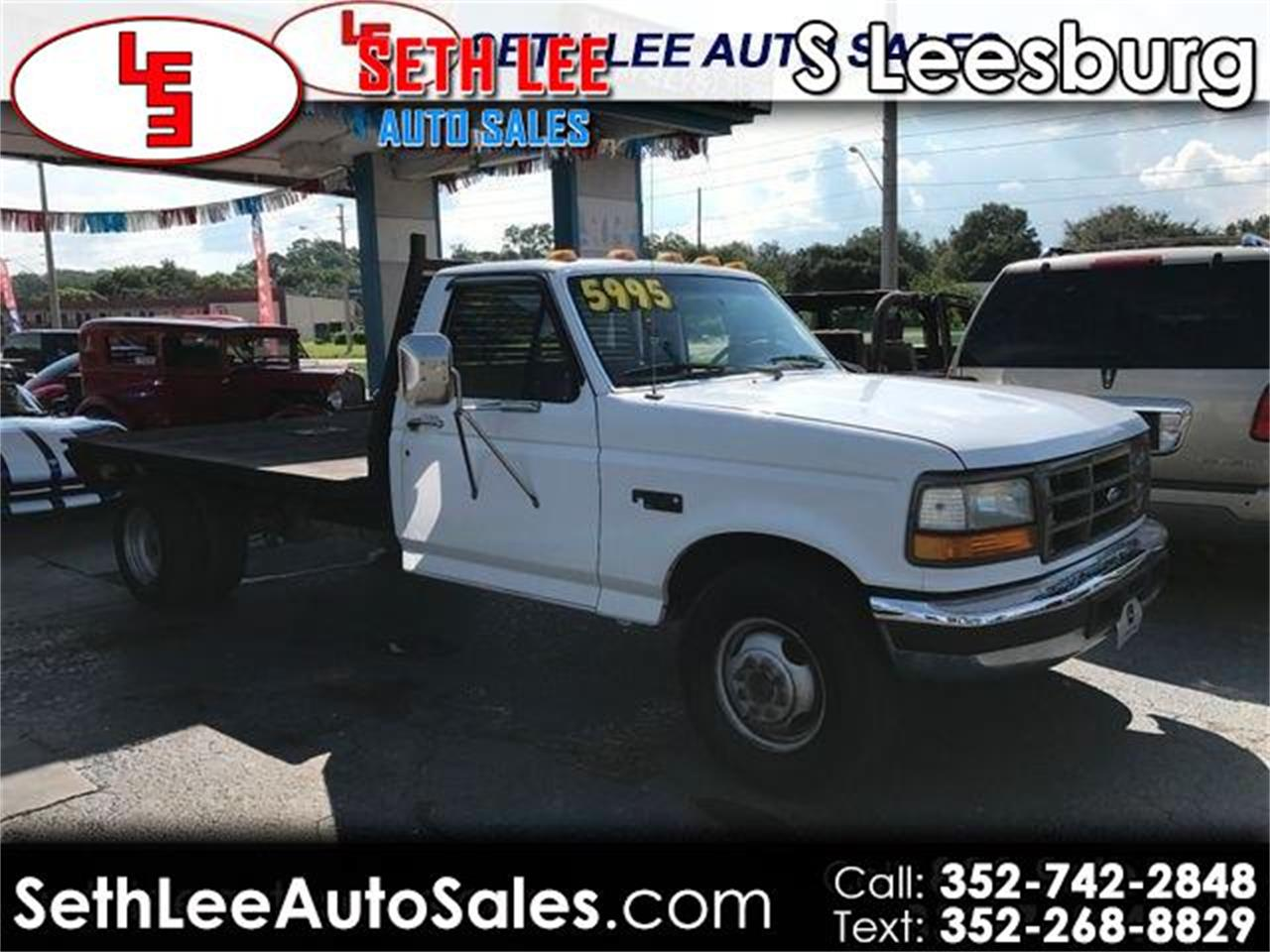 1995 Ford F350 for sale in Tavares, FL