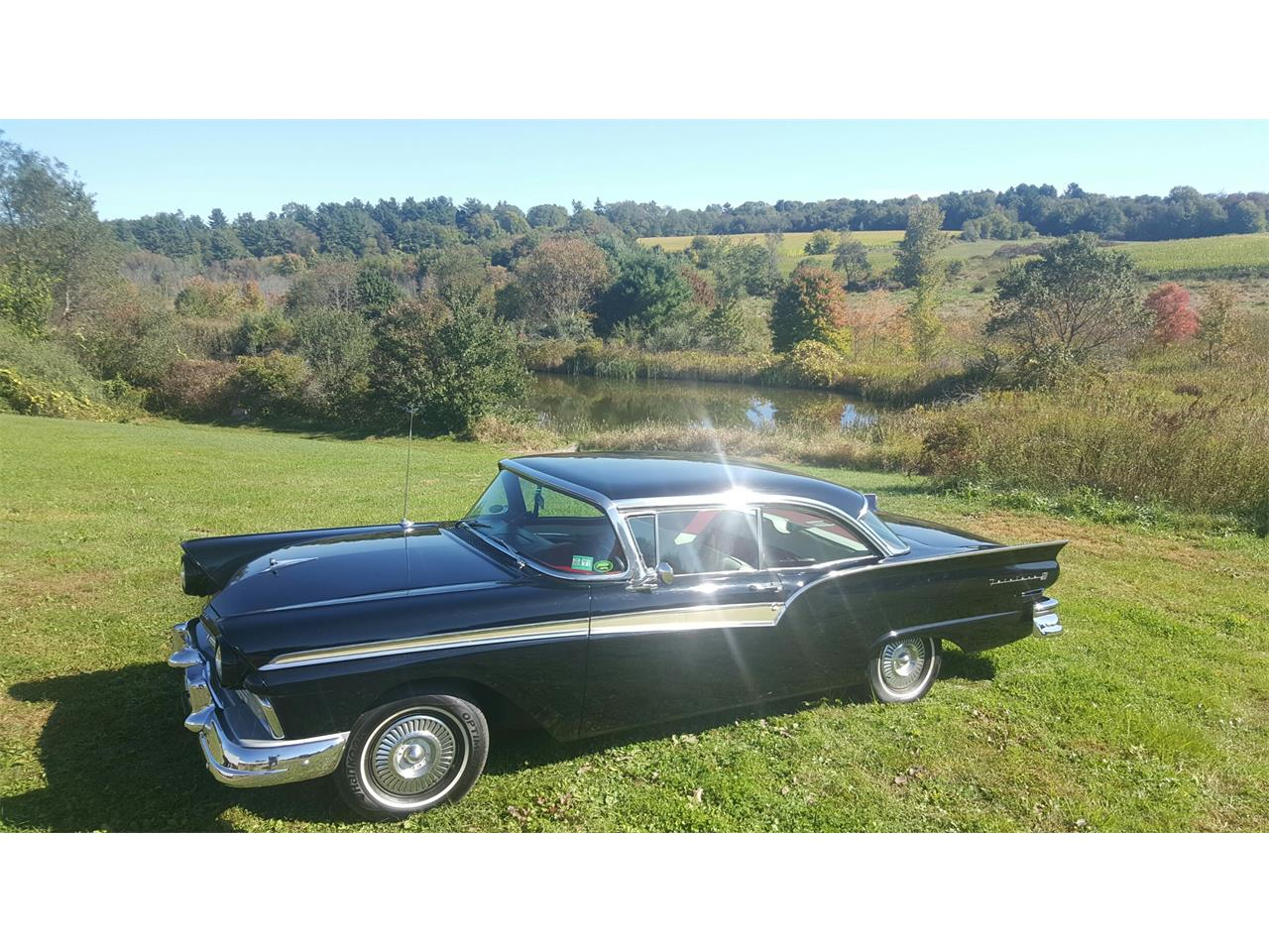 1957 Ford Fairlane 500 for sale in North Woodstock, CT – photo 14