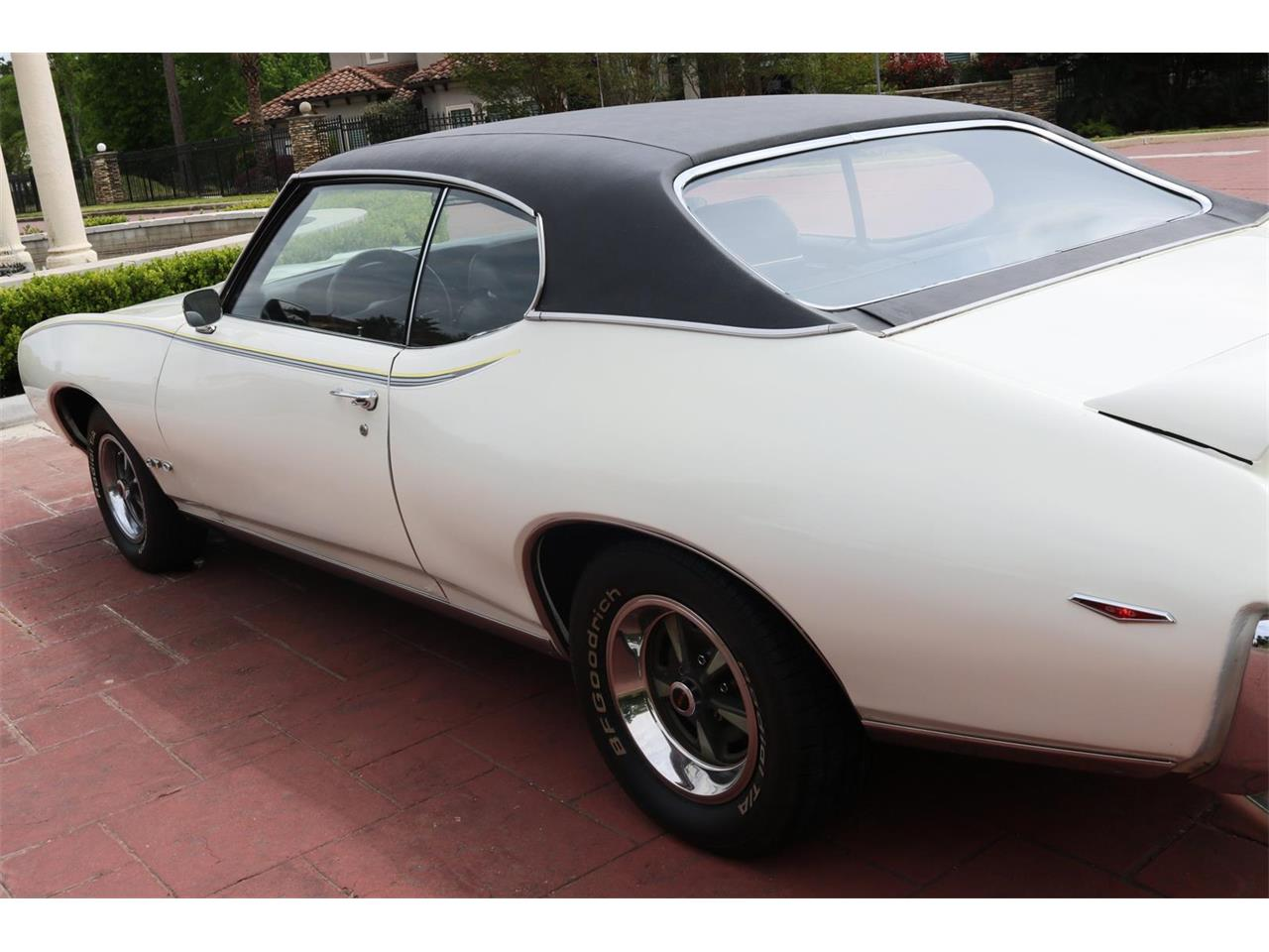 1969 Pontiac GTO for sale in Conroe, TX – photo 7