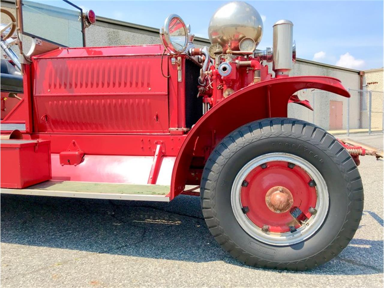 1920 Ahrens-Fox Fire Truck for sale in Morgantown, PA – photo 15