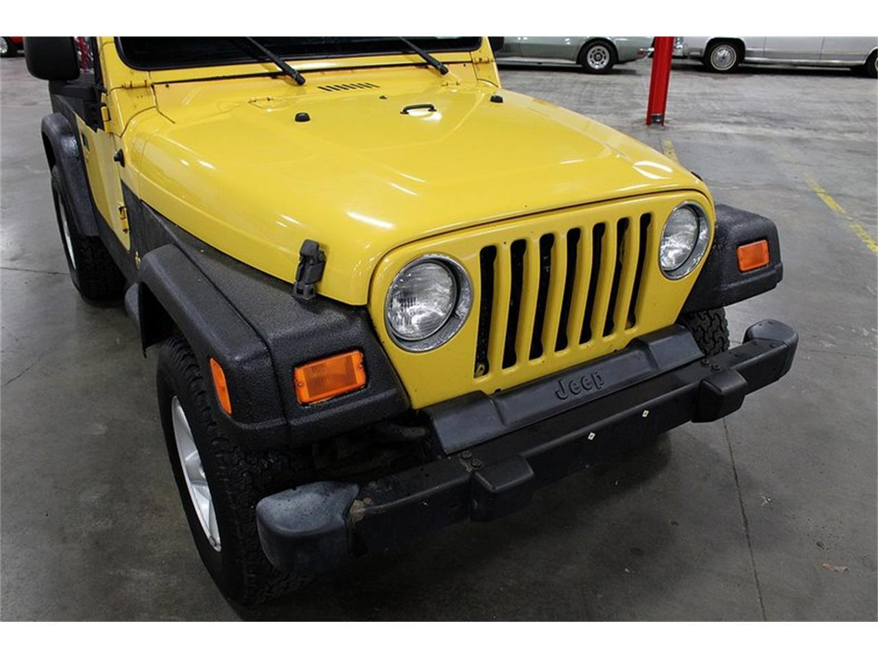 2005 Jeep Wrangler for sale in Kentwood, MI – photo 9