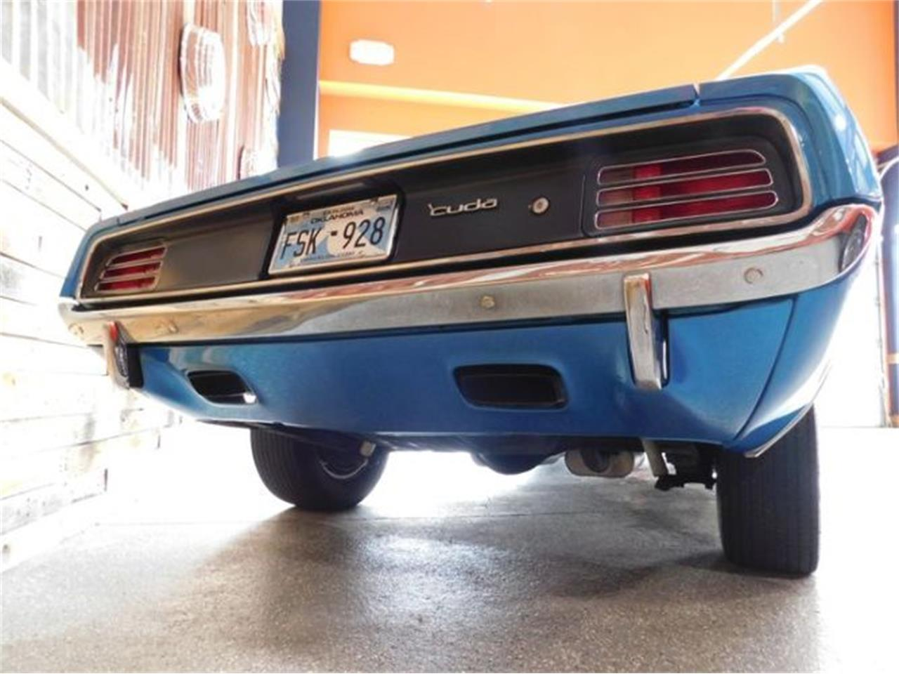 1970 Plymouth Barracuda for sale in Cadillac, MI – photo 11