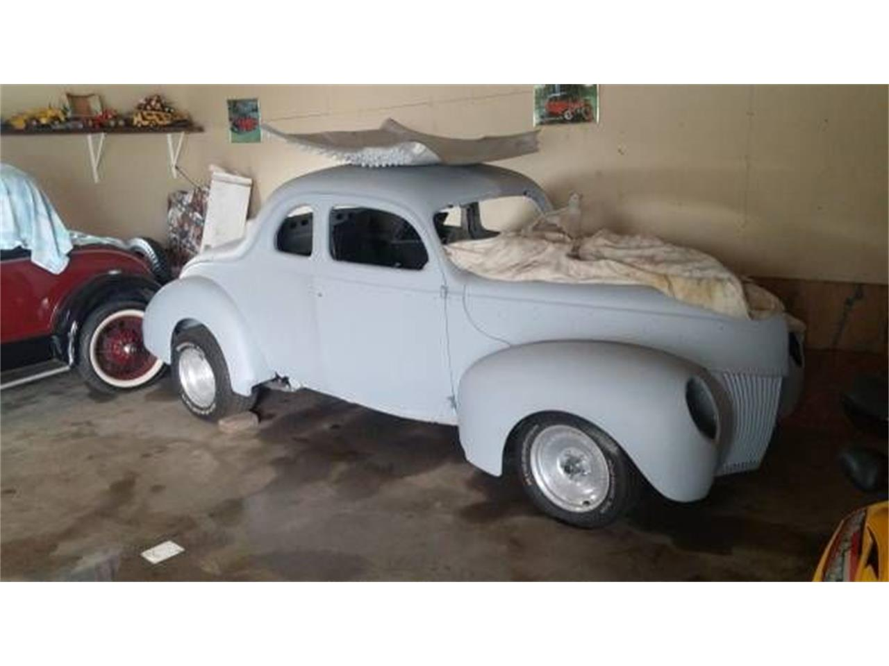 1939 Ford Coupe for sale in Cadillac, MI – photo 2