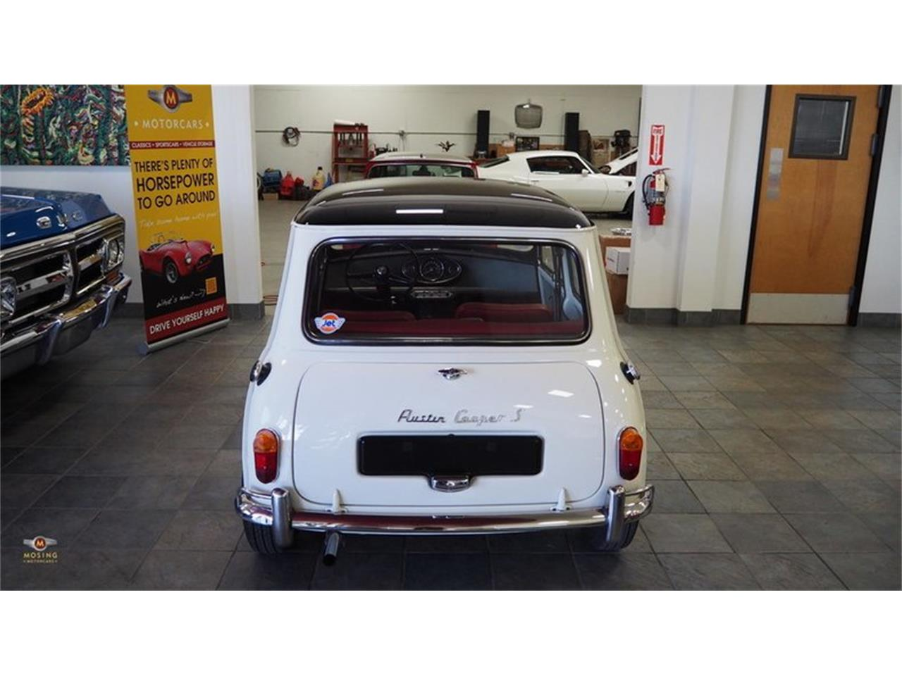 1967 Austin Mini Cooper S for sale in Austin, TX – photo 16