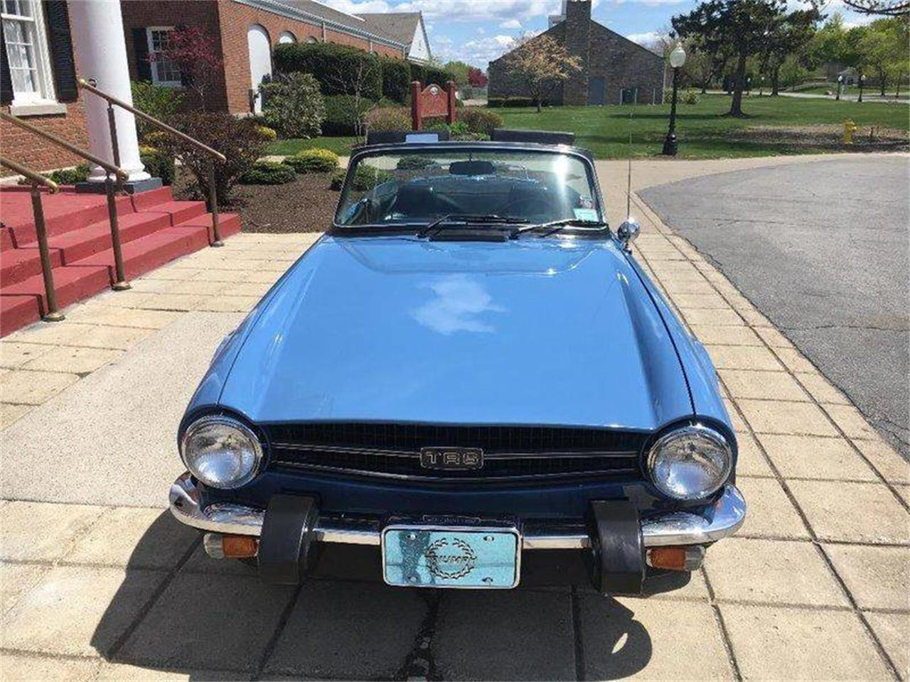 1975 Triumph TR6 for sale in Long Island, NY – photo 3